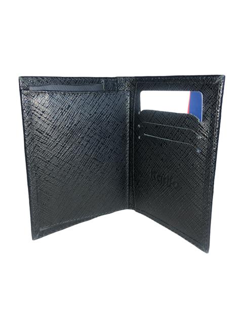 Carteira Porta Cartão Em Couro TDS08