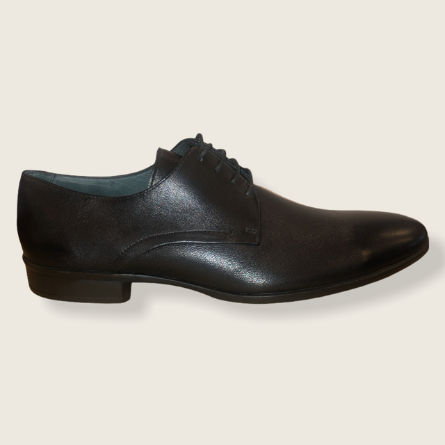 Sapato Social em Couro Pelica Bico Fino