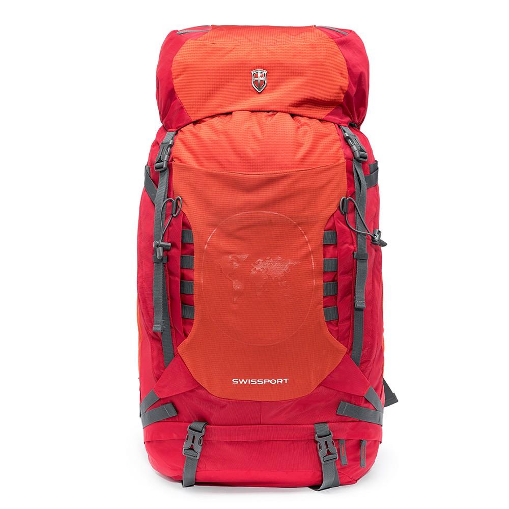 Mochila Cargueira Camping e Trilha  Esportiva Adventure Multi uso  - Swissport