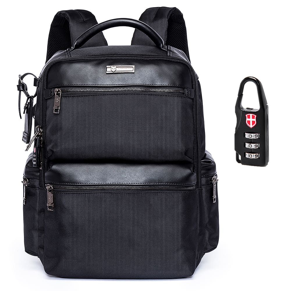 Mochila Executiva Manager com Cadeado 18,5L - Swissport