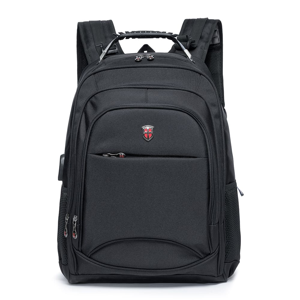 Mochila Executiva Original com Encaixe USB 24L - Swissport