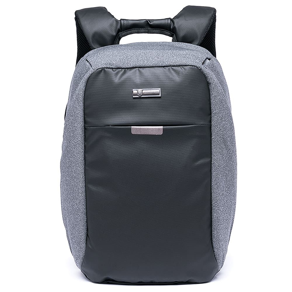 Mochila Hightech Antifurto com Encaixe USB 21L - Swissport