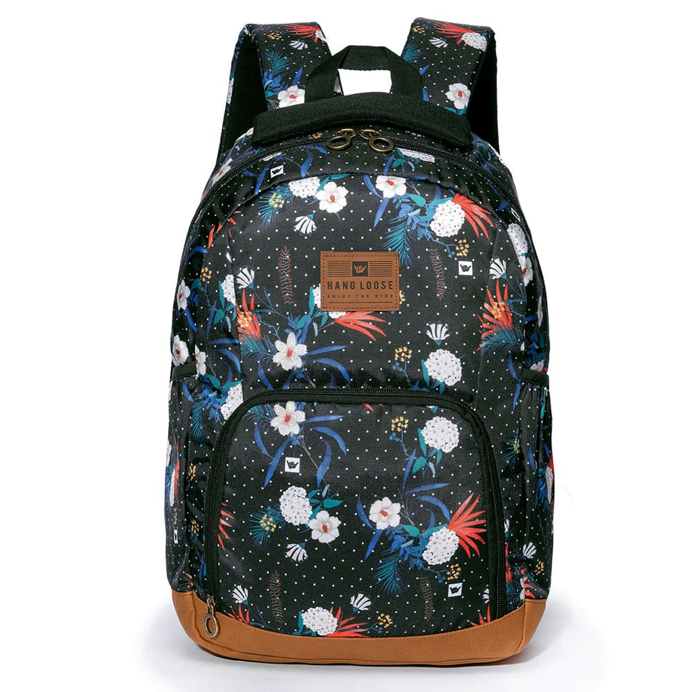 Mochila Milly Floral 18L - Hang Loose