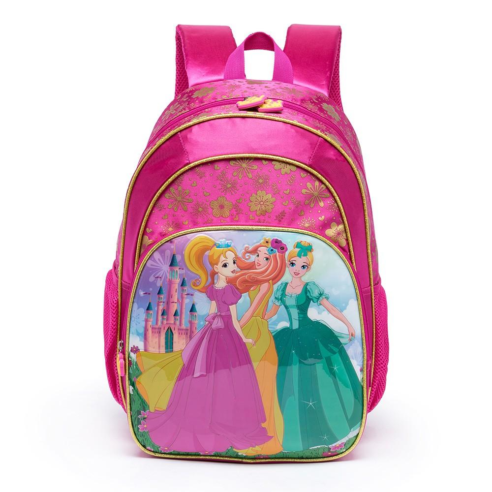 Mochila Escolar  Creche Original Princesas 17L - Spector