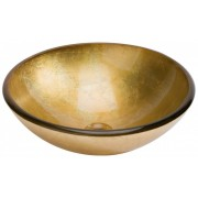 Cuba de Vidro DUNE Mini Pan de Oro