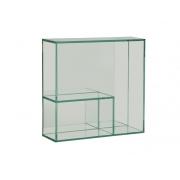 Cubo Prateleira Vitral Cristal INTERBAGNO