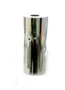 Vaso Cilindrico de Prata Shefield Plate