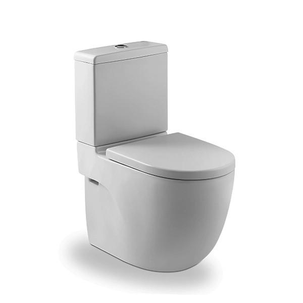 Bacia Sanitária Para Caixa Acoplada Com Saída Dual Meridian Plus Branca