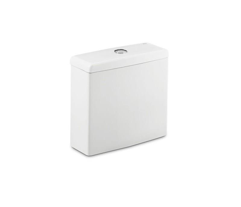 Caixa Para Acoplar Com Duplo Acionamento Meridian Plus Branca