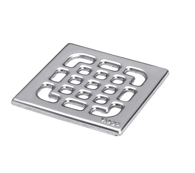 Grelha Advantix  Aço Inox  94x94x5mm