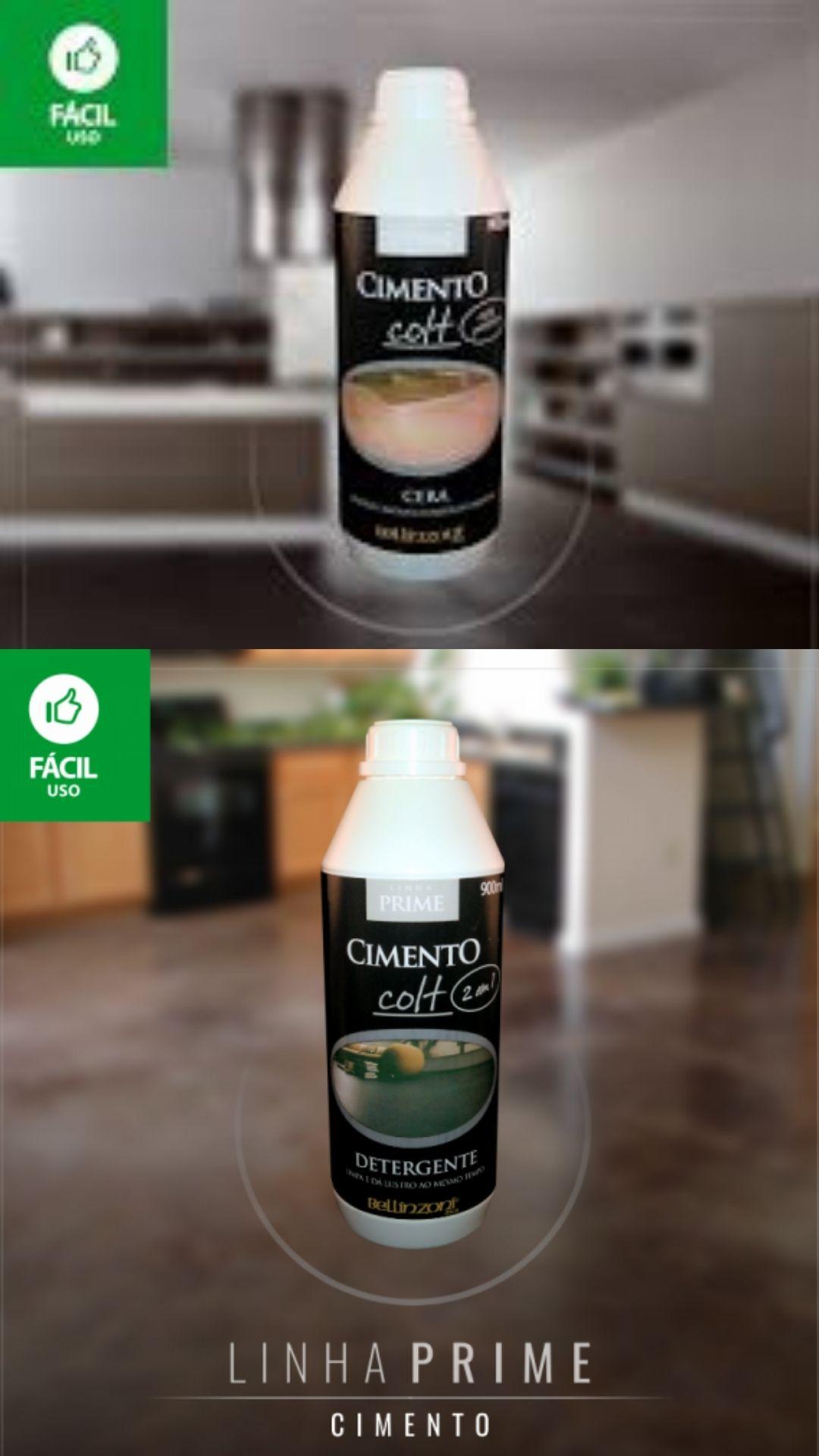 Kit Colt Detergente 2 em 1 + Colt Cera Protetora