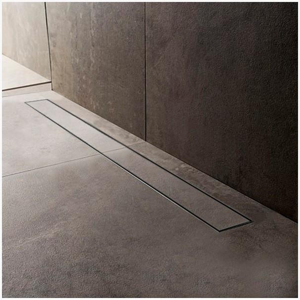 Ralo Linear Sifonado Inox Oculto 80cm