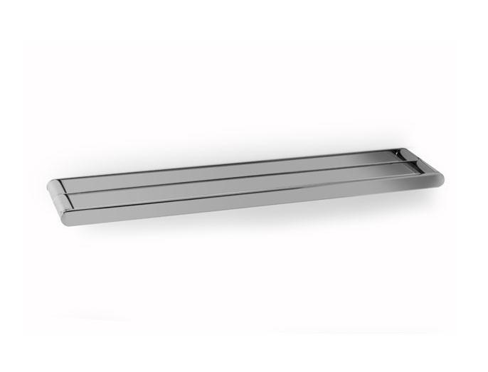 Toalheiro Duplo Elipse 60 cm INTERBAGNO Cromado