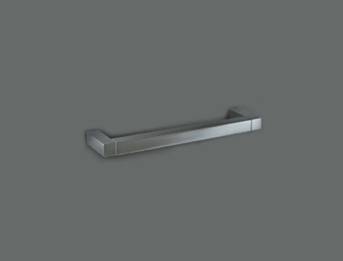 Toalheiro Loft Pequeno 30 cm INTERBAGNO Cromado