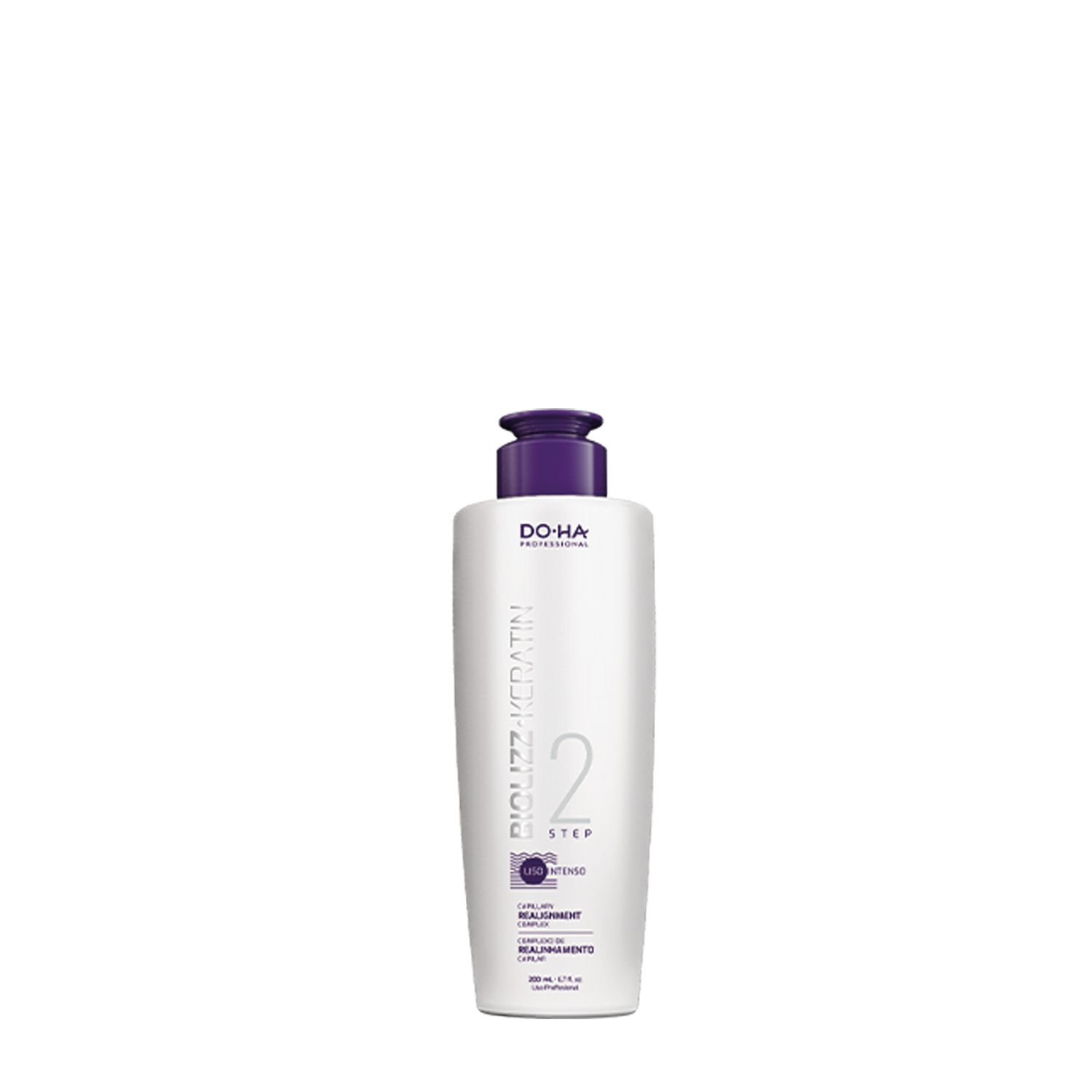 Biolizz Keratin - Step 2 - 200mL