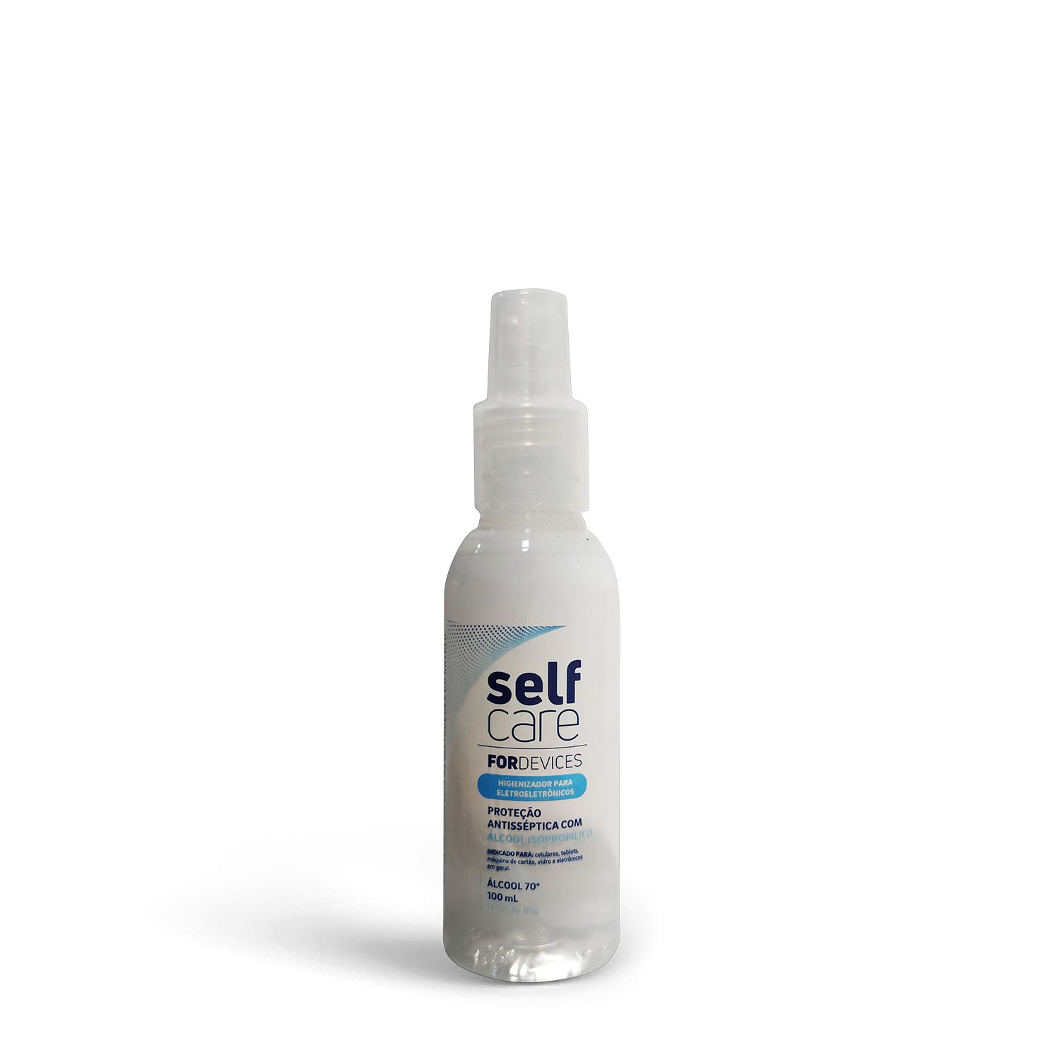 Self Care - Álcool Isopropanol 100mL