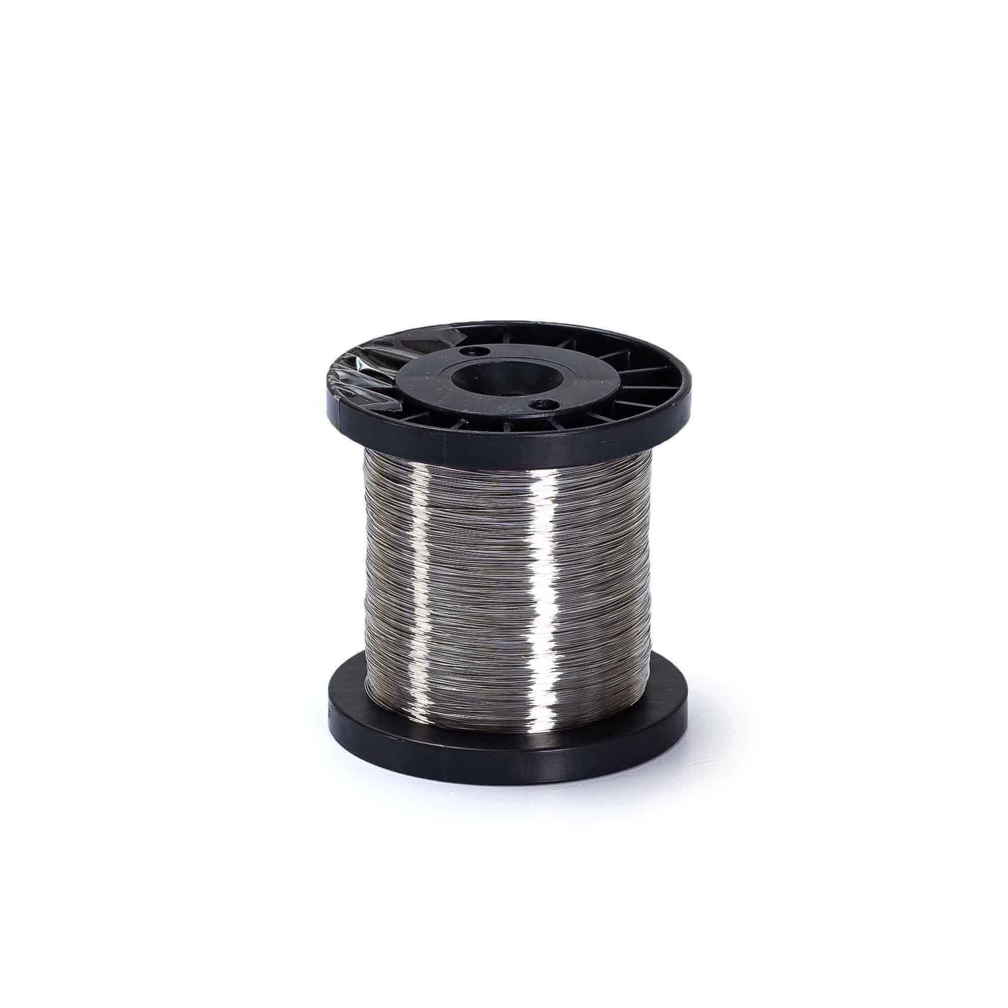 Arame de Aço Inox 0.30 / Rolo 500G