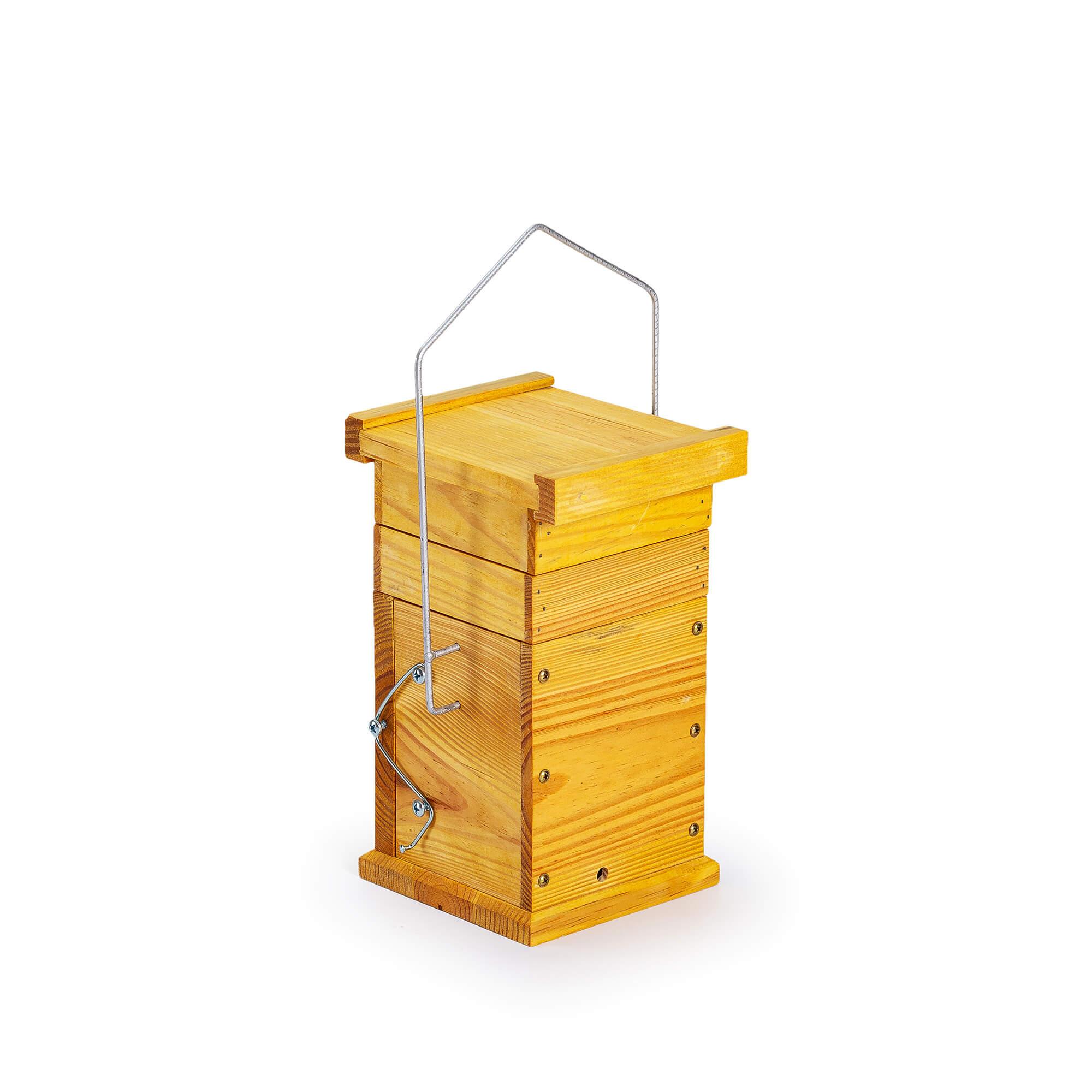 Colmeia para abelha Jataí - tipo Sobenko