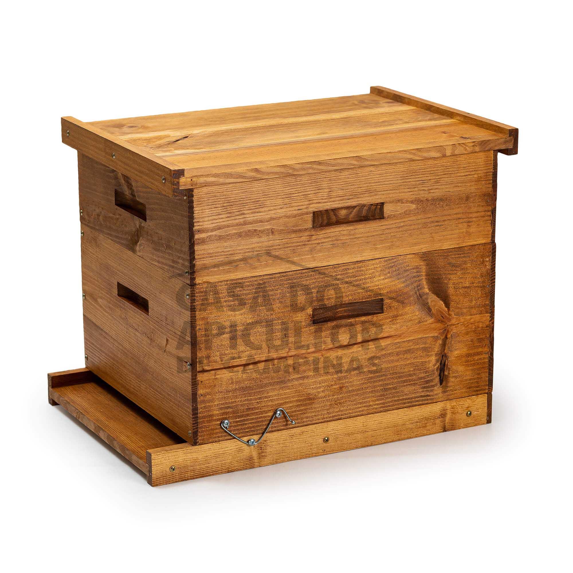 Colmeia para abelhas ninho e melgueira - especial