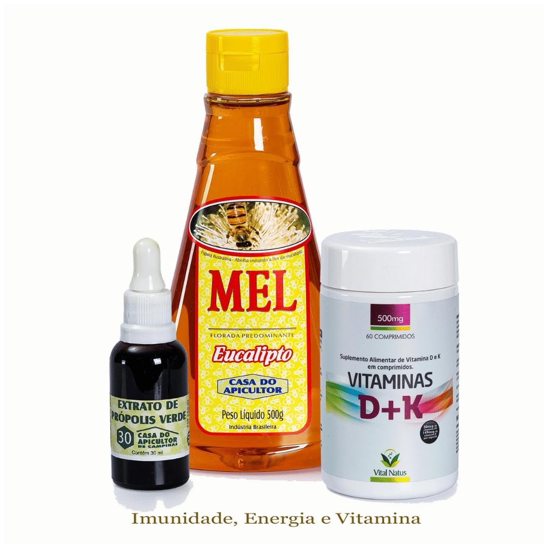 Combo Imunidade + Energia