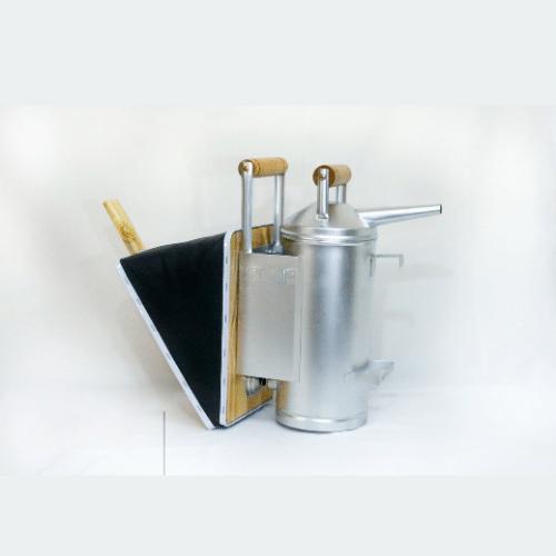 Fumigador para apicultura em aço carbono - AG