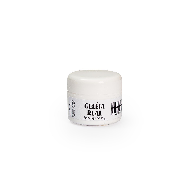 Geleia real 15g - com embalagem térmica