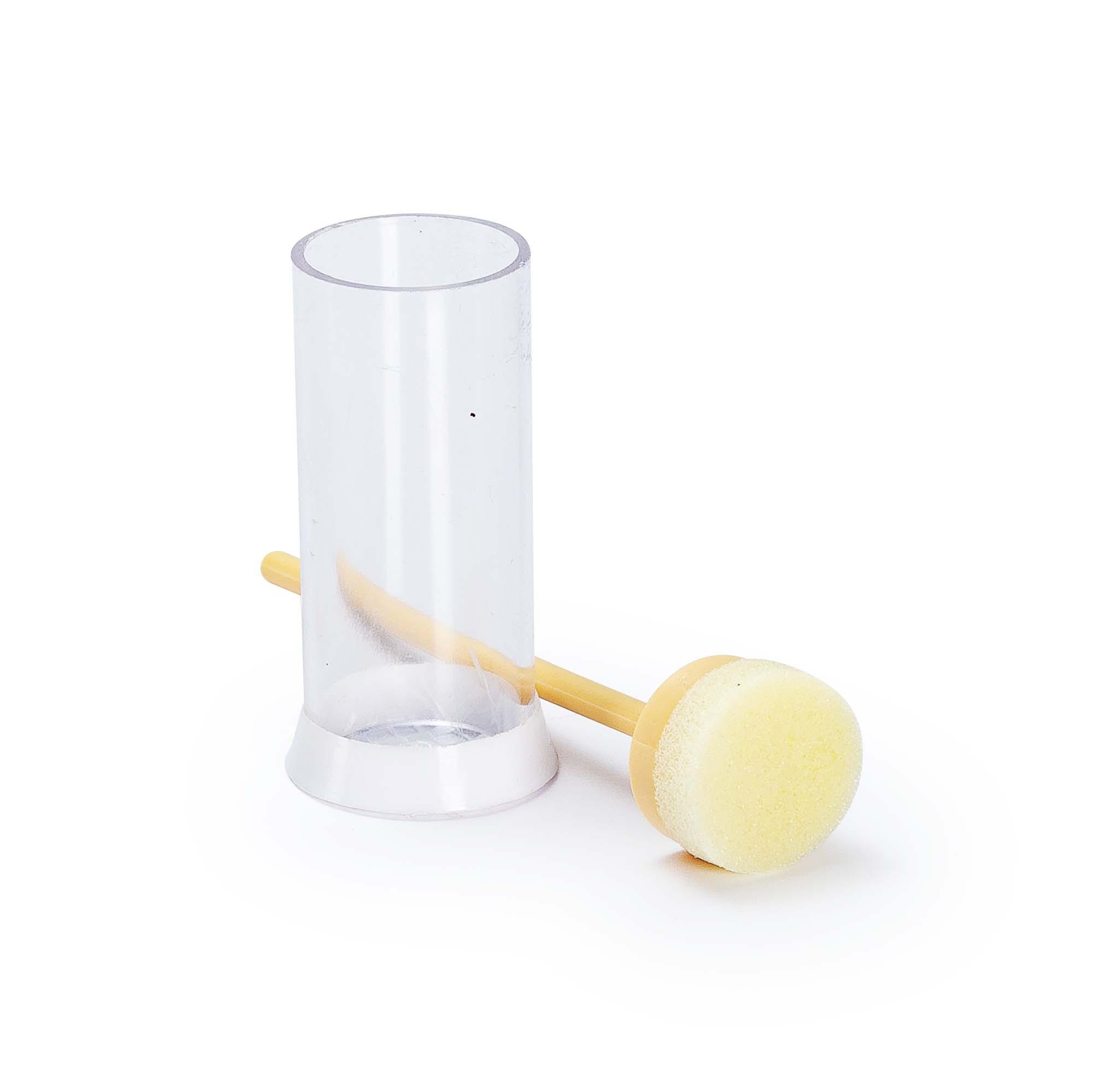 Marcador de rainha - tubo plástico 02 partes