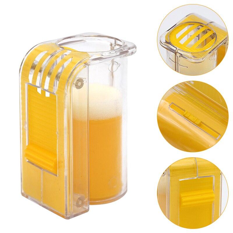 Marcador de rainha - tubo plástico peça única