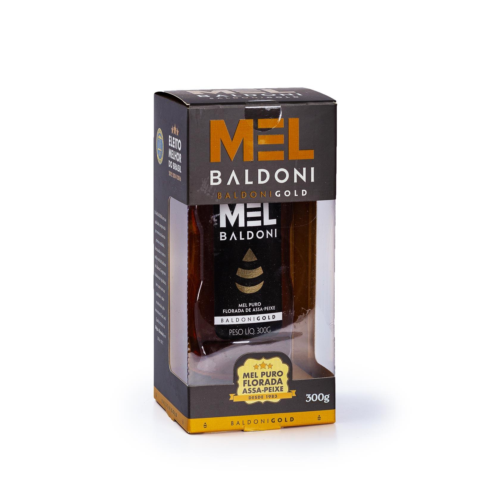 Mel Assa-peixe 300g - Linha gold