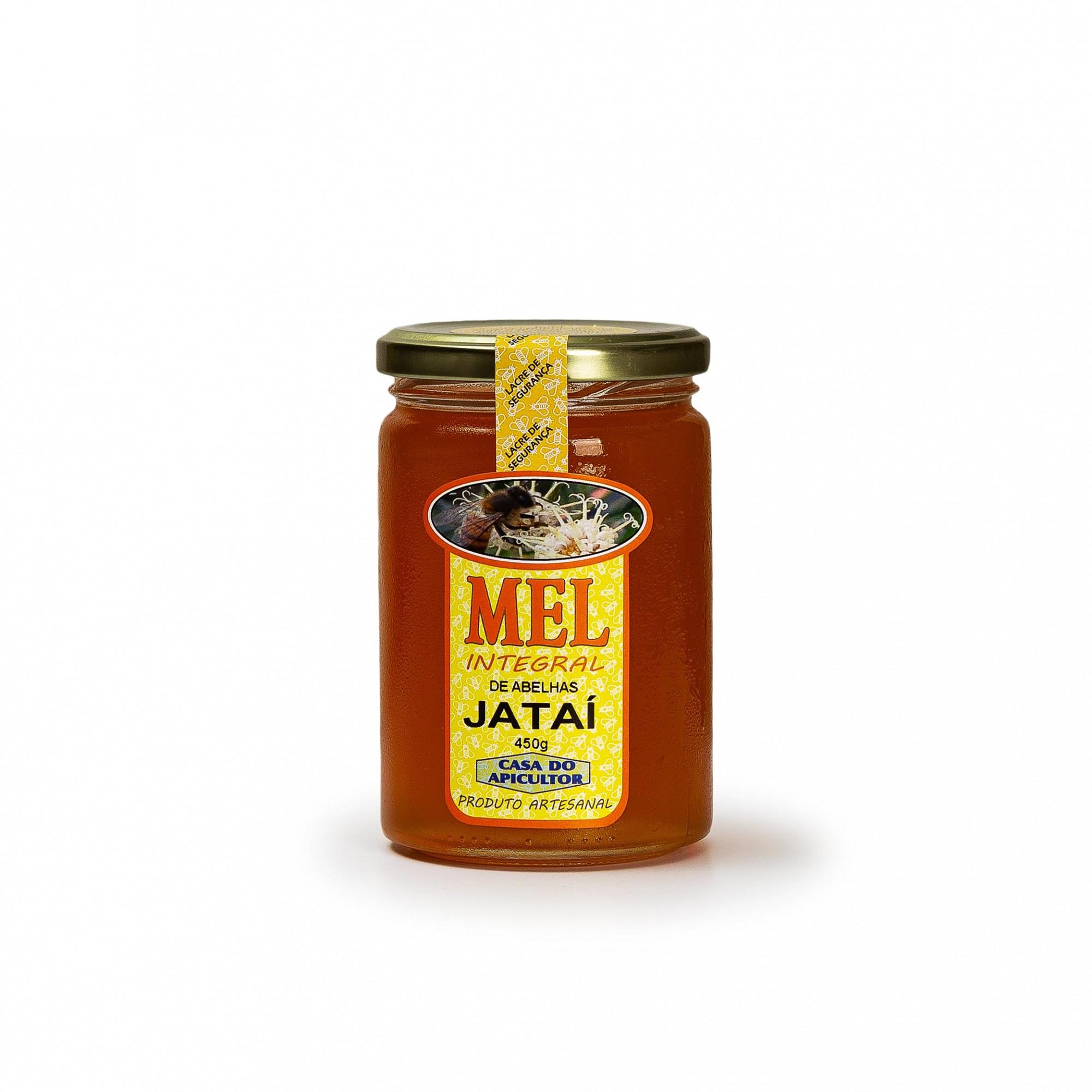 Mel da Abelha Jataí 450g
