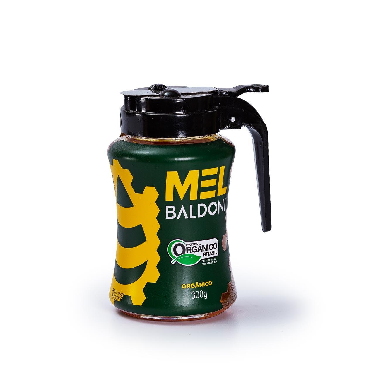 Mel orgânico 300g - jarra