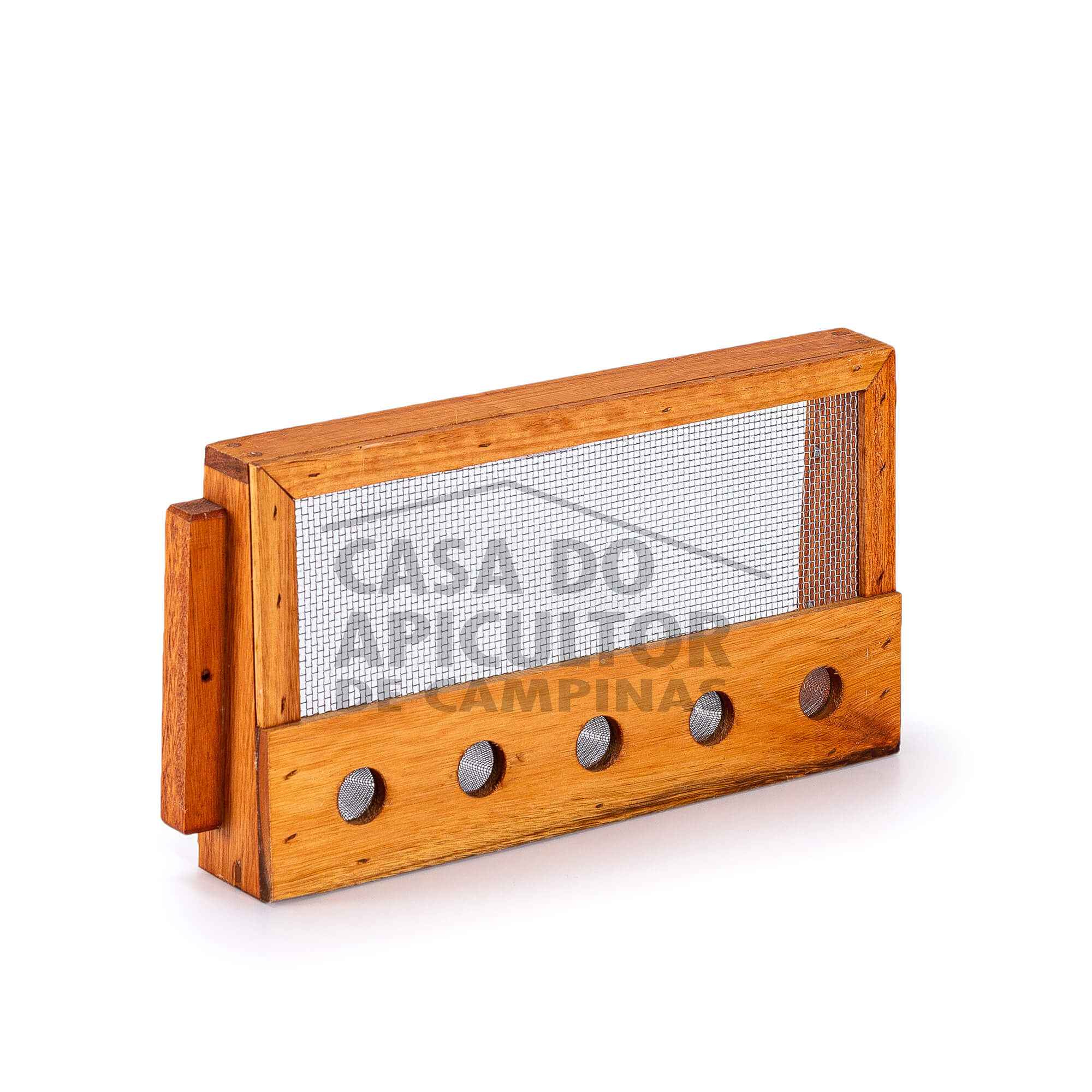 Tela de alvado com escape invertido - IC