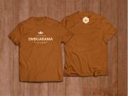 CAMISETA EMBUARAMA BEGE (G)