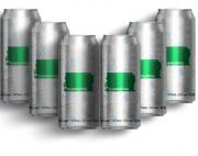 Cerveja Comemorativa BSB 61-anos - Quadradinha 6 unidades