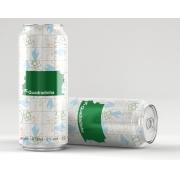 Cerveja Quadradinha - HOP Lager - (Comemorativa Brasília 61 anos) - 473ml