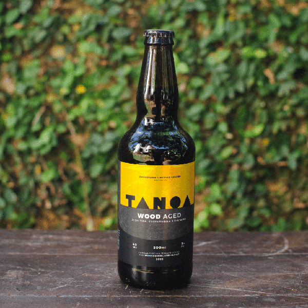 Cerveja Artesanal Tanoa - Old Aged; Castanheira, Jequitibá e