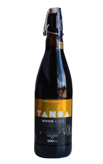 Cerveja Artesanal Tanoa Old Aged - Wood Aged 1 - Safra 2020