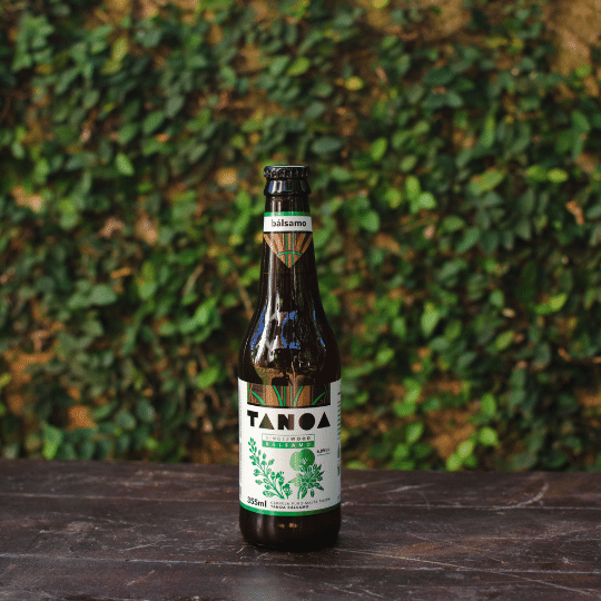 Cerveja Artesanal Tanoa Pilsen - SIngle Wood: Bálsamo - 355ml