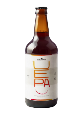 Cerveja Artesanal Uepa IPA  - 500 ml