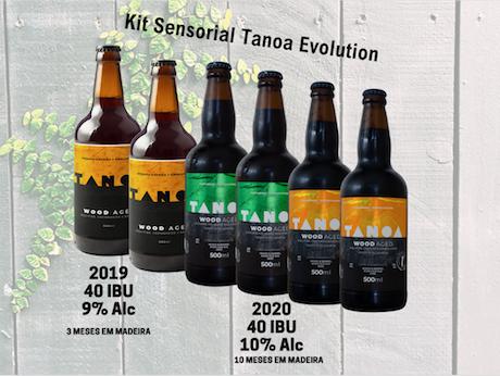 KIT SENSORIAL - TANOA EVOLUTION