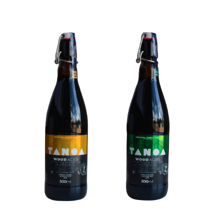 TANOA WOOD AGED 1 E 2 - SAFRA 2020 - FlipTop