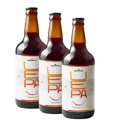 Cerveja Artesanal UEPA - IPA (500ml)  3 unidades