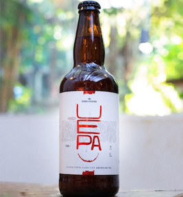 Cerveja Artesanal UEPA - IPA (500ml)  6 unidades + 2 grátis