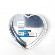 Assadeira Alumínio Coração N 01 Real