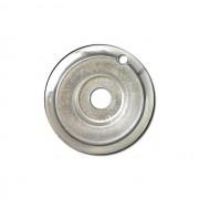 Bacia Alumínio Brastemp Prata Pequena c/furo