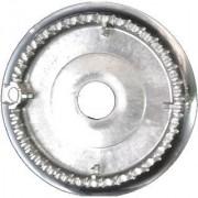 Bacia Alumínio Dentada Atlas Utop C/Automático Grande