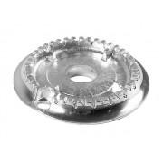 Bacia Alumínio Dentada Atlas Utop C/Automático Pequena