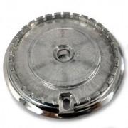 Bacia Alumínio Dentada Itatiaia c/furo Grande