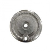Bacia Alumínio Dentada Itatiaia c/furo Pequena