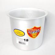 Molheira Alumínio C/Aba N 18 Vigor